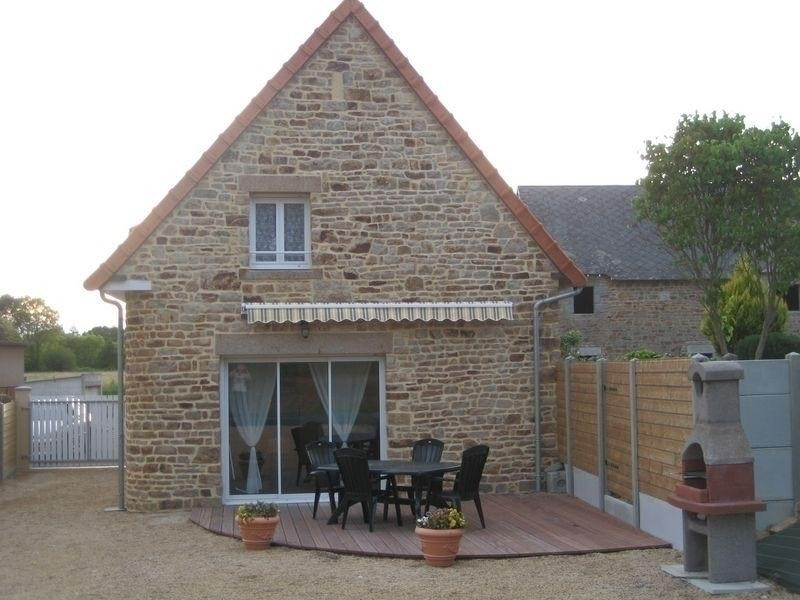Location vacances Sartilly -  Maison - 4 personnes - Barbecue - Photo N° 1