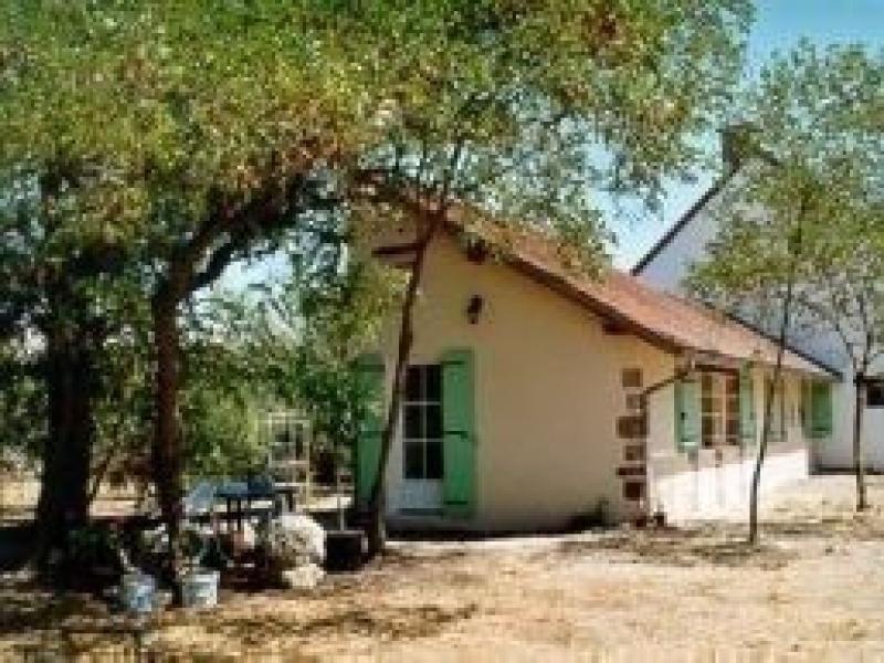 Location vacances Neuvy -  Maison - 2 personnes - Jardin - Photo N° 1