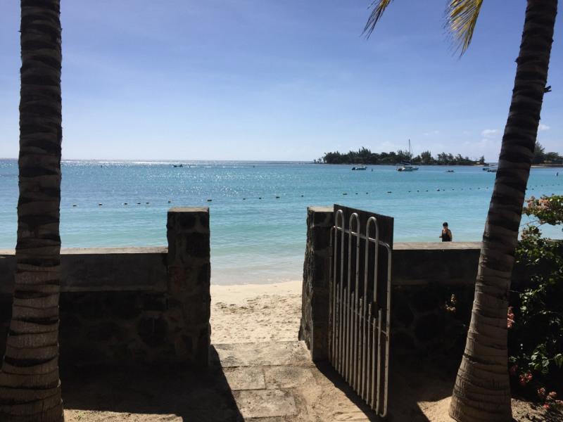 acces direct a la plage