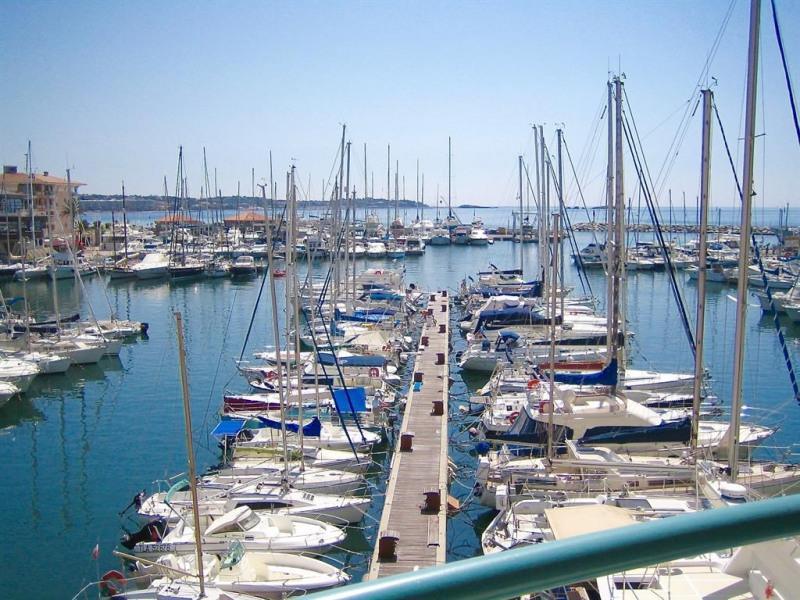 Vue Mer et Port de l'appartement