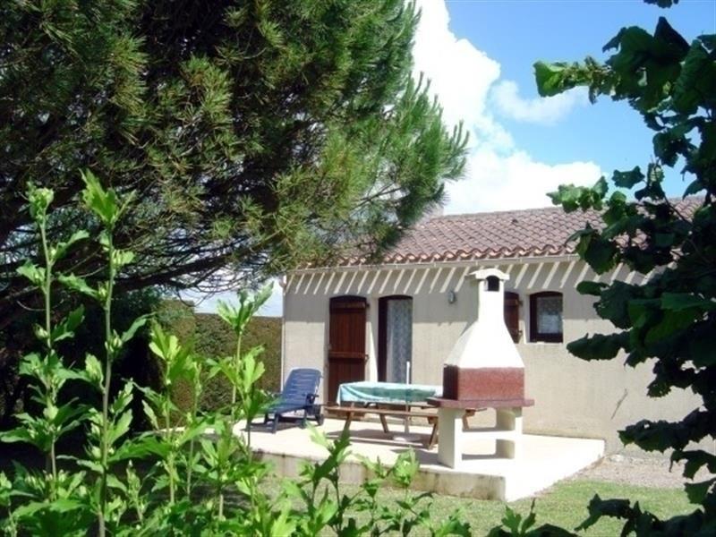 Location vacances L'Aiguillon-sur-Mer -  Maison - 6 personnes - Barbecue - Photo N° 1