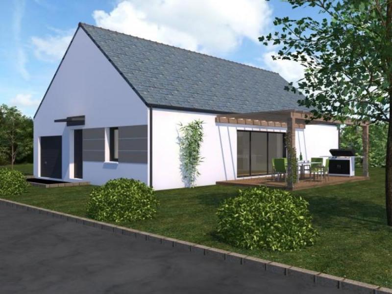 Maison  4 pièces + Terrain 760 m² Mesquer par MORTIER CONSTRUCTION GUERANDE