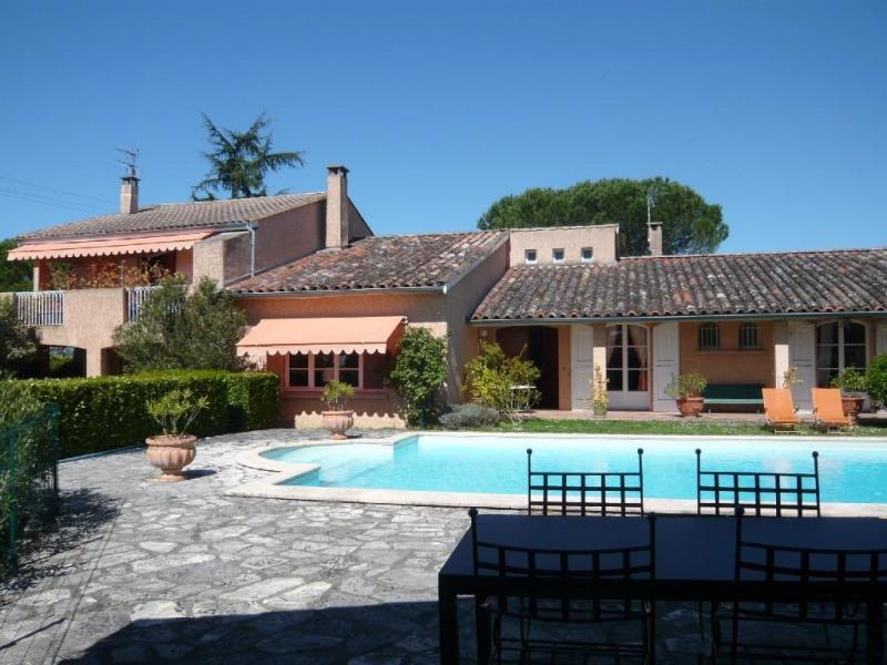 Villa pour 4 pers. avec piscine privée, Saint-Geniès-Bellevue