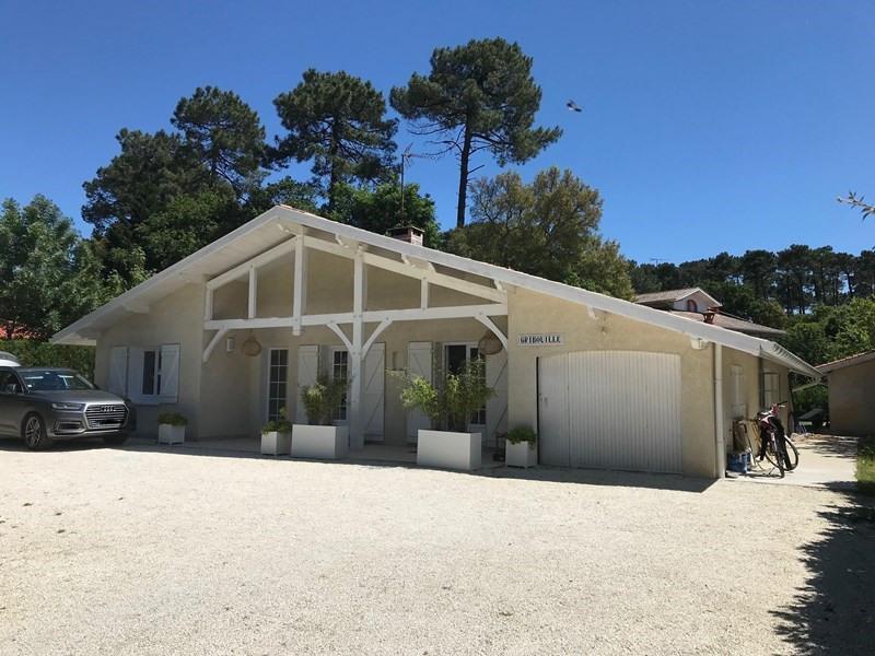 Location vacances Capbreton -  Maison - 8 personnes - Lave-linge - Photo N° 1
