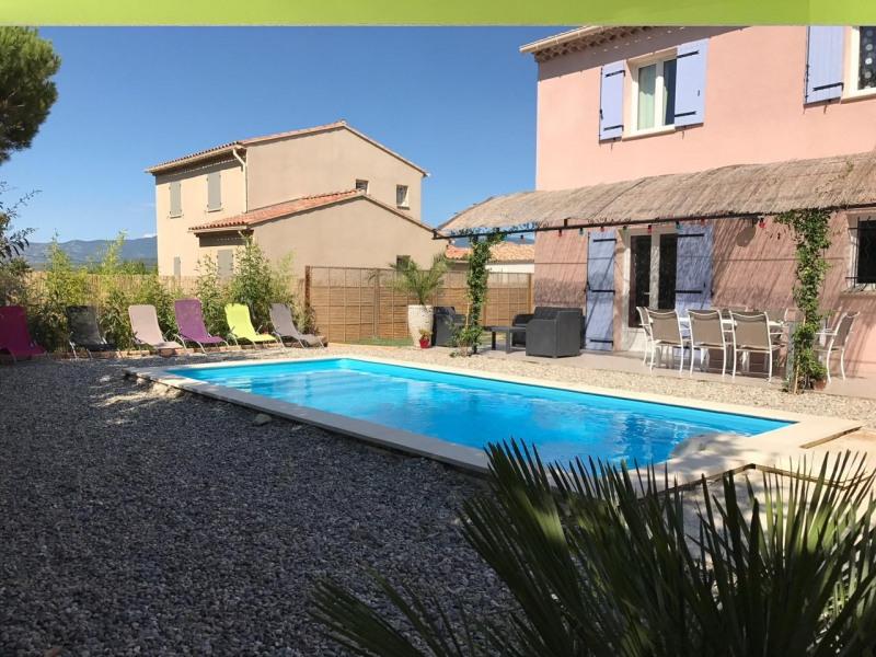 Grande Villa piscine et climatisée VUE MONT VENTOUX Provence