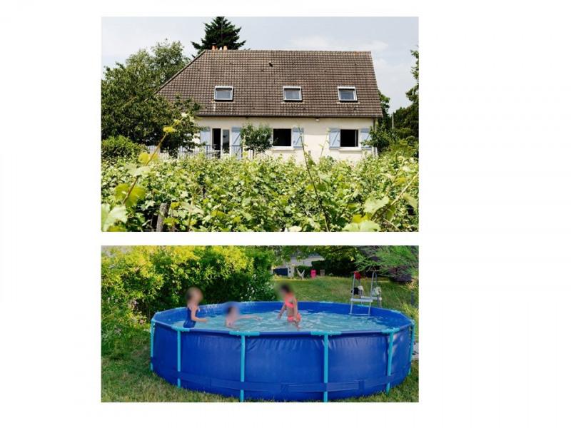 Holiday rentals Montlouis-sur-loire - Cottage - 8 persons - BBQ - Photo N° 1