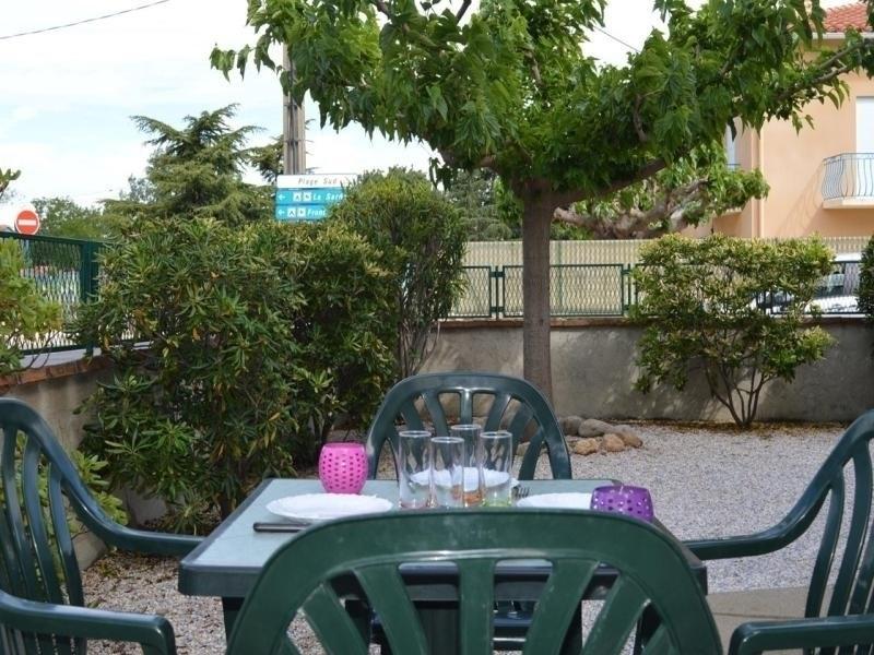 Location vacances Argelès-sur-mer -  Appartement - 2 personnes - Jardin - Photo N° 1