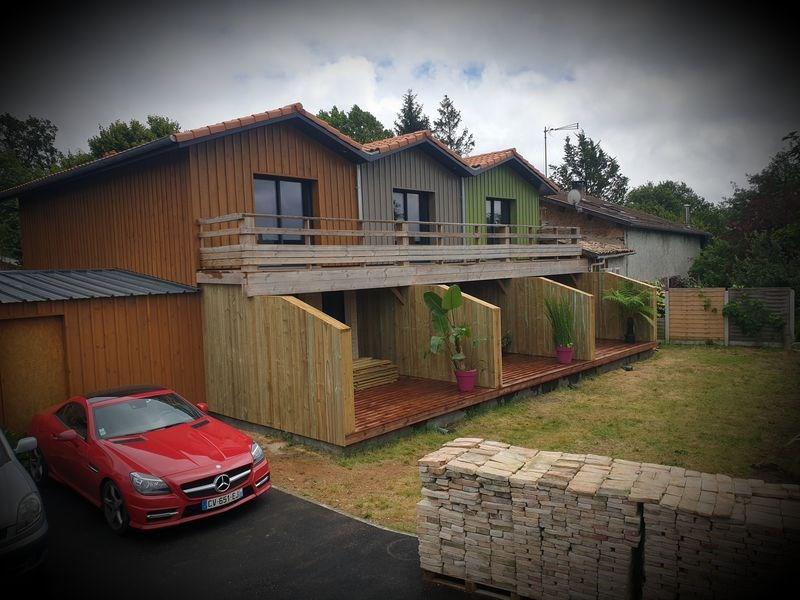 Location vacances Biganos -  Appartement - 6 personnes - Barbecue - Photo N° 1