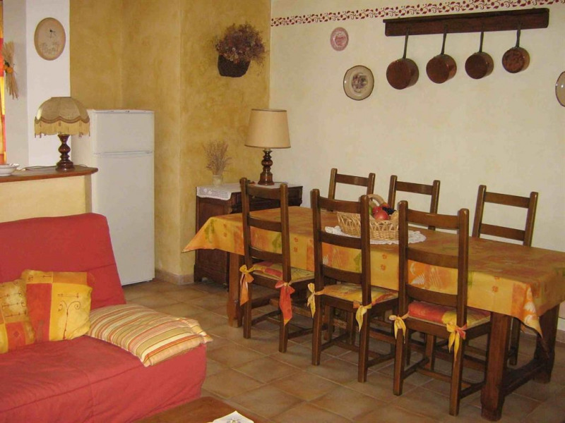 Location vacances Grasse -  Appartement - 5 personnes - Barbecue - Photo N° 1