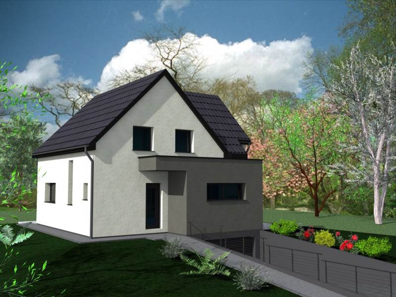 Maison  3 pièces + Terrain Porcelette par KEVAL CONSTRUCTION