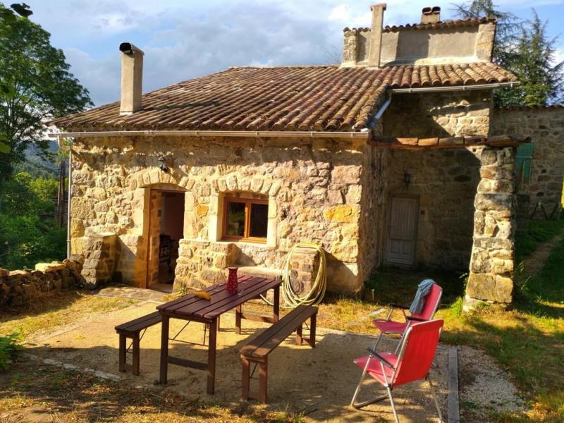 Location vacances Pranles -  Maison - 6 personnes - Barbecue - Photo N° 1