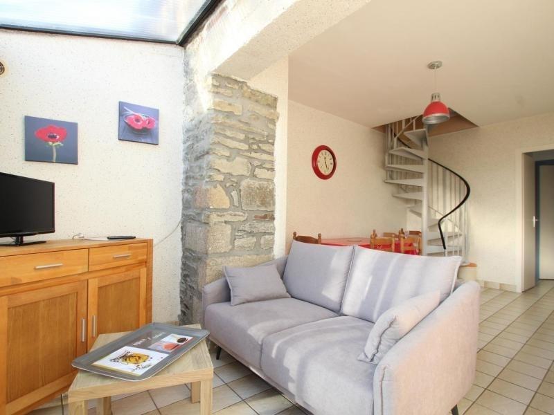 Location vacances Huisnes-sur-Mer -  Appartement - 4 personnes - Jardin - Photo N° 1