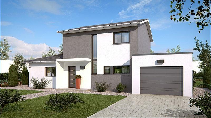 Maison  5 pièces + Terrain 940 m² Creches sur Saone par DEMEURES CALADOISES