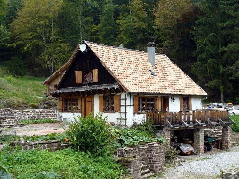 Location vacances Soultzbach-les-Bains -  Gite - 8 personnes - Barbecue - Photo N° 1