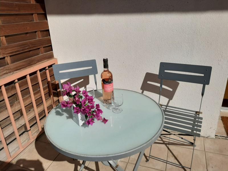 Location vacances Ajaccio -  Appartement - 4 personnes - Salon de jardin - Photo N° 1