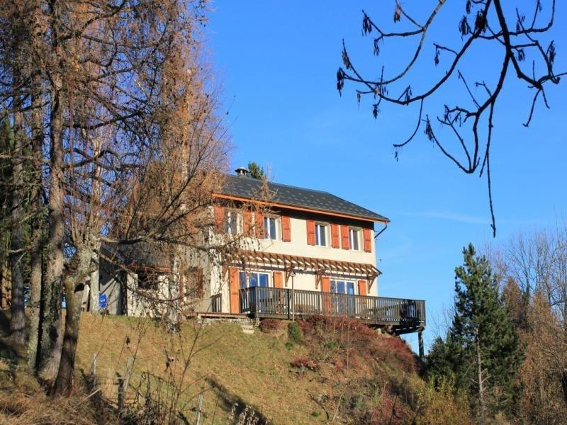 Location vacances Saint-Bernard -  Maison - 3 personnes - Jardin - Photo N° 1