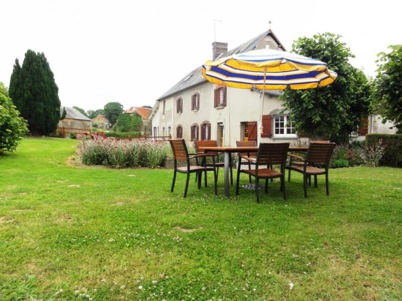 Location vacances Quibou -  Maison - 7 personnes - Barbecue - Photo N° 1
