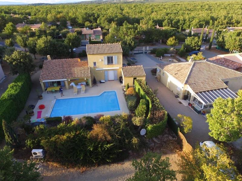 Villa pour 7 pers. avec piscine privée, Régusse