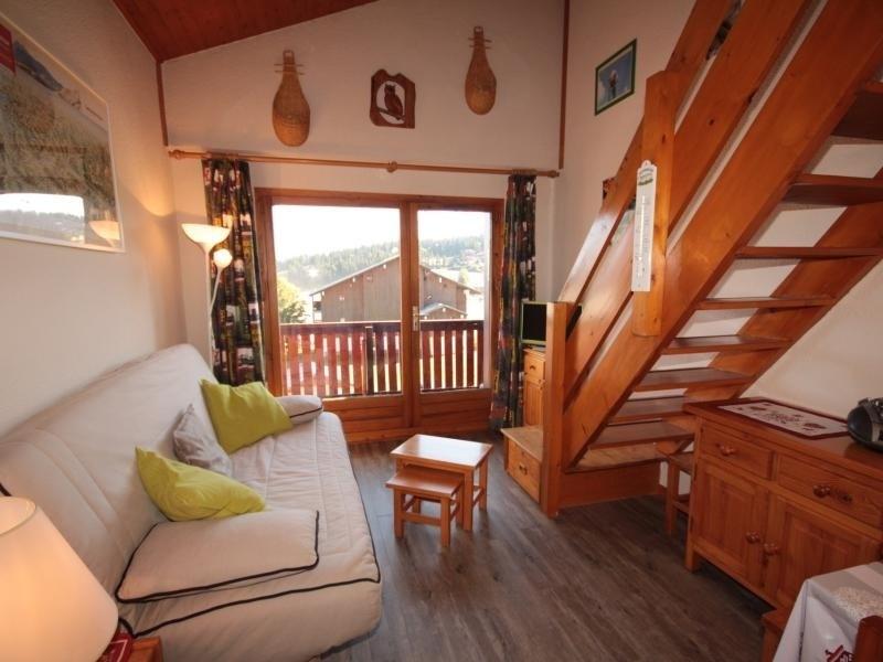 Location vacances Hauteluce -  Appartement - 5 personnes - Cuisinière électrique / gaz - Photo N° 1
