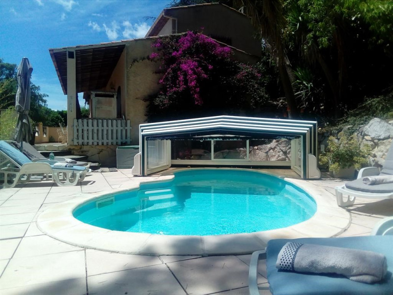 Location vacances Antibes -  Maison - 7 personnes - Barbecue - Photo N° 1