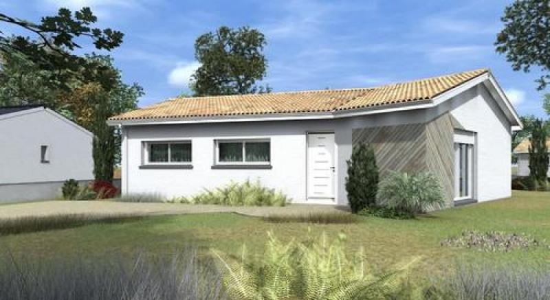 Maison  4 pièces + Terrain 500 m² Sainte-Hélène par TANAIS TERRE HABITAT