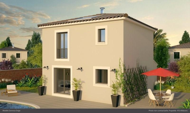 Maison  5 pièces + Terrain 532 m² Puget sur Argens par PCA MAISONS - LE MUY