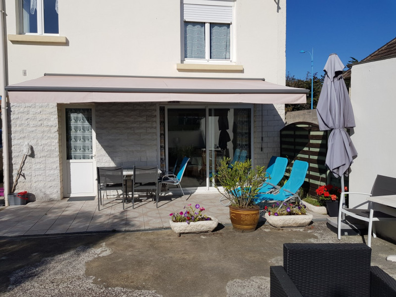 Holiday rentals Hermanville-sur-Mer - Cottage - 4 persons - BBQ - Photo N° 1