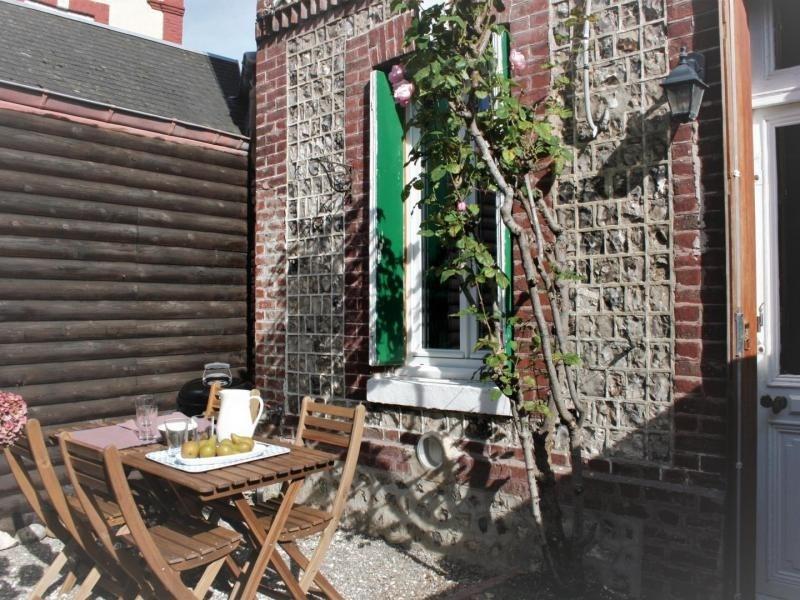 Location vacances Yport -  Maison - 5 personnes - Barbecue - Photo N° 1