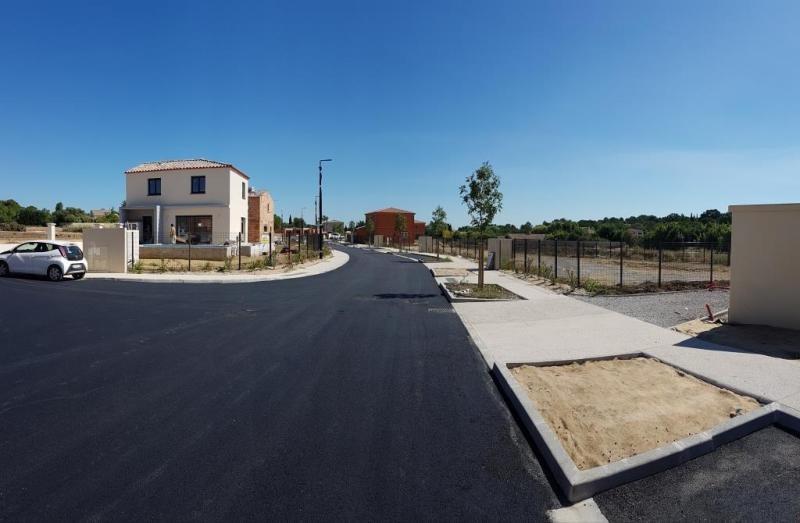 Terrain  de 350 m² Saint-Drezery par GROUPE ANGELOTTI
