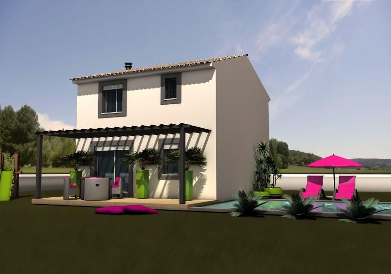 Maison  4 pièces + Terrain 331 m² Pertuis par MAISON D'EN FRANCE MIDI MEDITERANNEE SALON