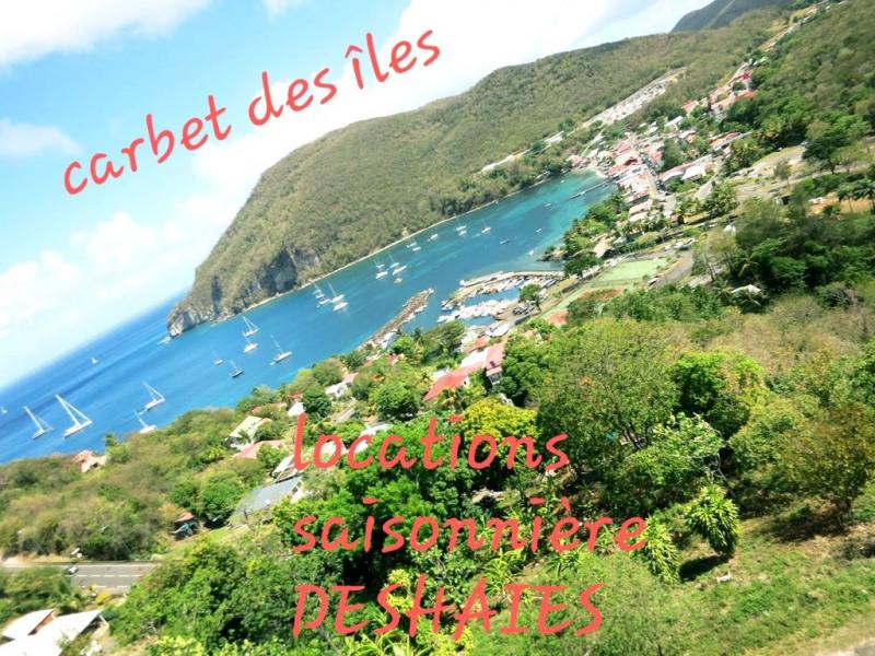 CARBET DES ILES ENTRE MER ET MONTAGNE DE 80 M 2 POUR 1 à 3 PERSONNES, WIFI CONFORT+++