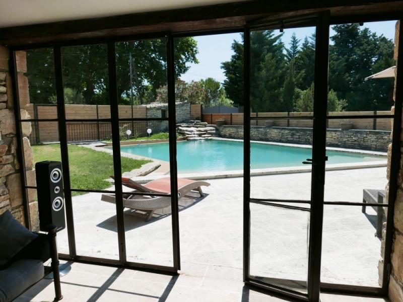 Mas Sérénity avec piscine privée chauffée et barbecue