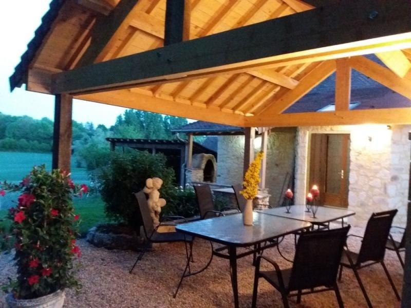 Location vacances Colonard-Corubert -  Maison - 6 personnes - Barbecue - Photo N° 1