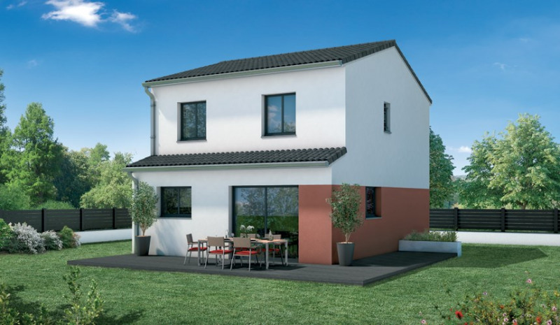 Maison  4 pièces + Terrain 330 m² Bordeaux par MAISONS SANEM