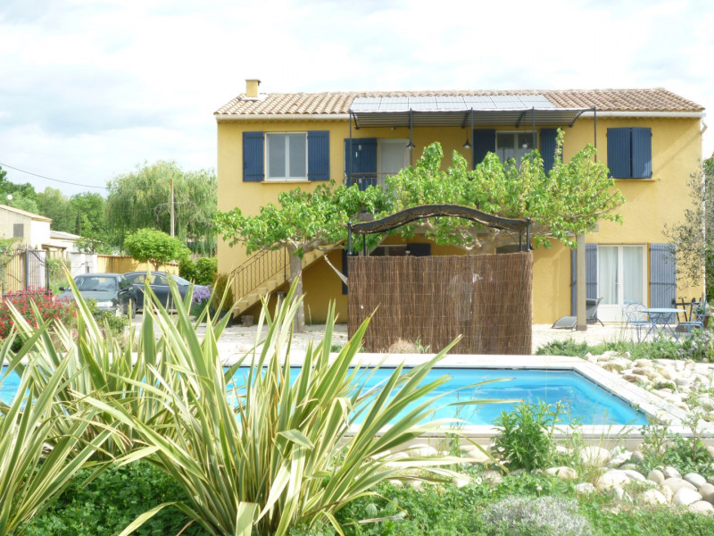 Holiday rentals Aubignan - Apartment - 4 persons - BBQ - Photo N° 1