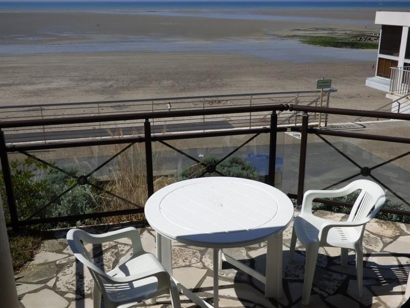 Location vacances Saint-Pair-sur-Mer -  Appartement - 2 personnes - Barbecue - Photo N° 1