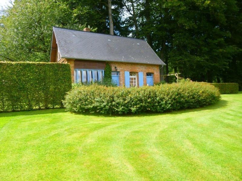 Location vacances Imbleville -  Maison - 3 personnes - Barbecue - Photo N° 1