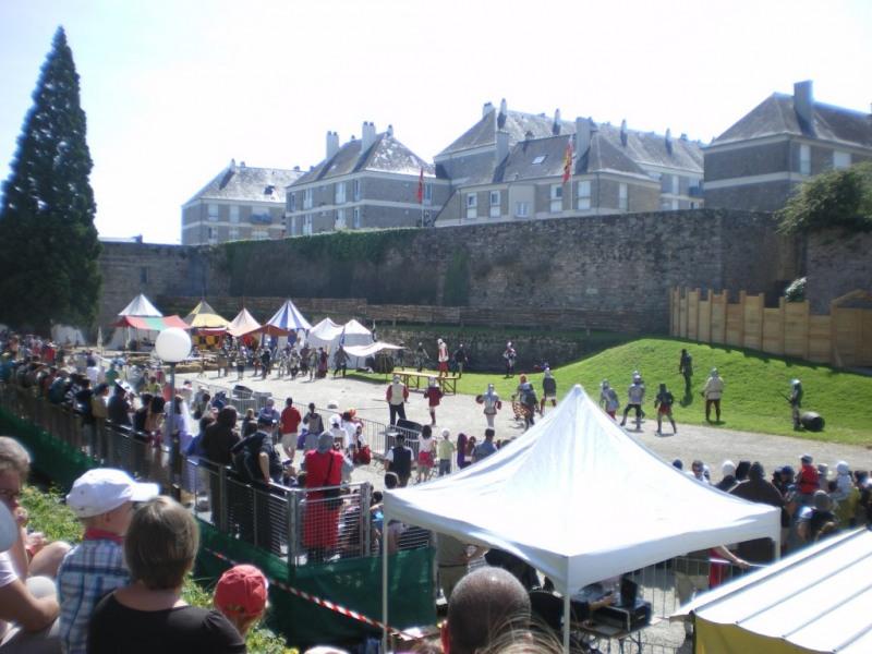 La fête médiévale de 2012