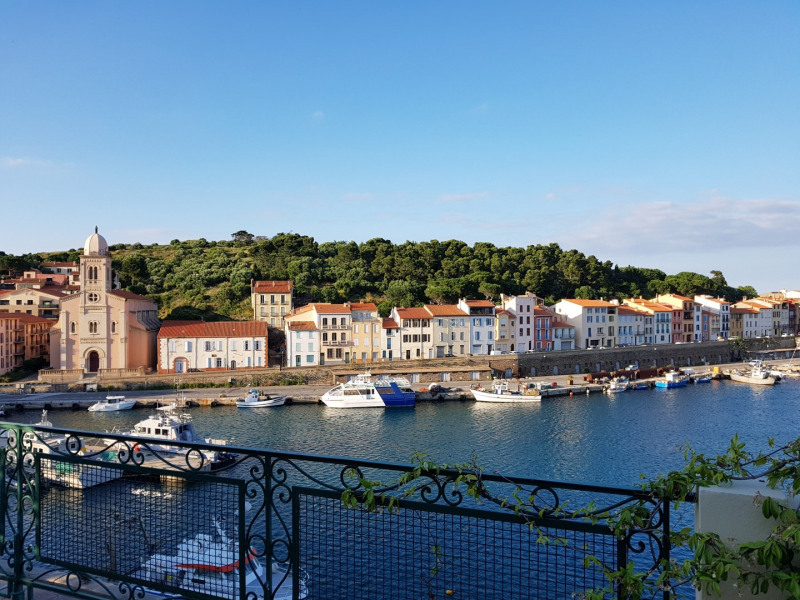Location vacances Port-Vendres -  Appartement - 5 personnes - Barbecue - Photo N° 1