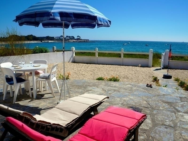 Location vacances Plœmeur -  Maison - 6 personnes - Barbecue - Photo N° 1