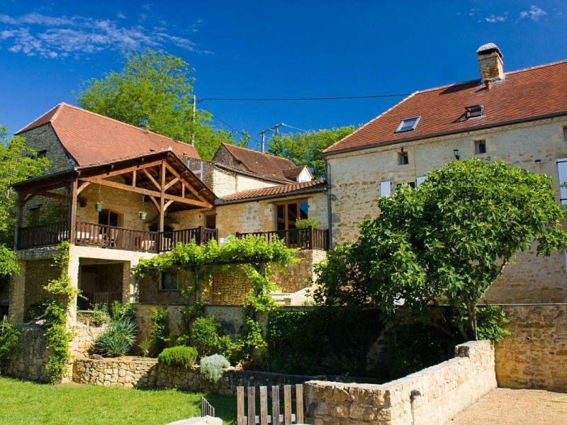 Location vacances Saint-Julien-de-Lampon -  Maison - 14 personnes - Barbecue - Photo N° 1