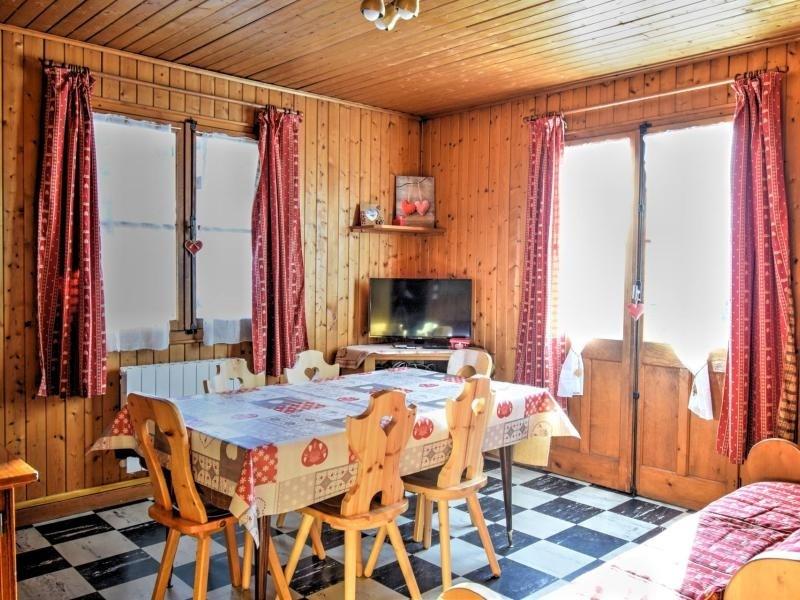 Location vacances Morzine -  Maison - 5 personnes - Télévision - Photo N° 1