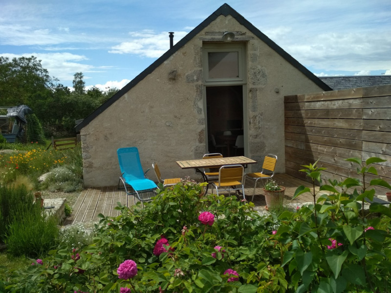 Location vacances Maves -  Gite - 4 personnes - Barbecue - Photo N° 1