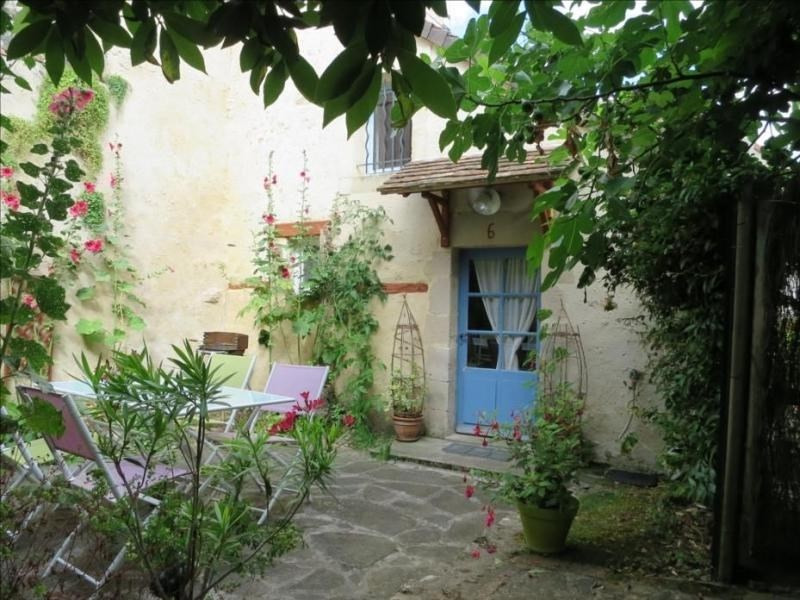 Location vacances Mamers -  Maison - 3 personnes - Barbecue - Photo N° 1