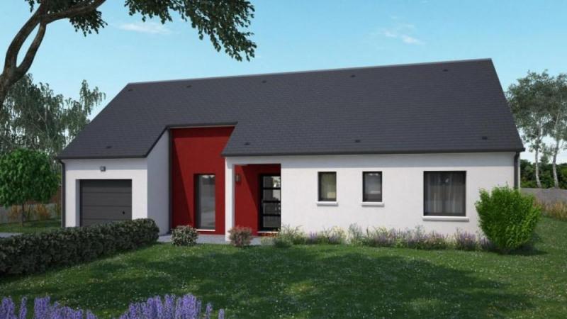Maison  4 pièces + Terrain 500 m² Villevêque par maisons Ericlor