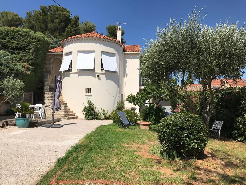 Location vacances Bandol -  Maison - 8 personnes - Télévision - Photo N° 1