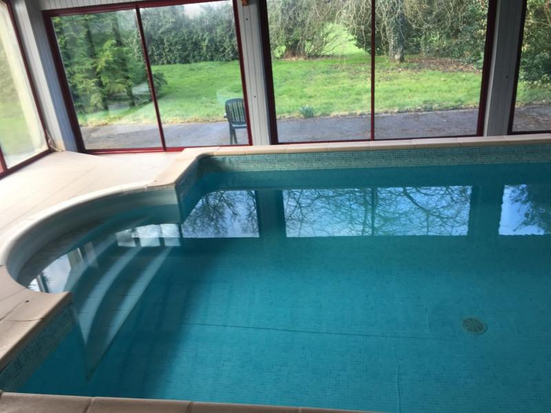 Maison Gite à la campagne avec piscine intérieur chauffée à  30  que pour vous rien que pour vous endroit très calme