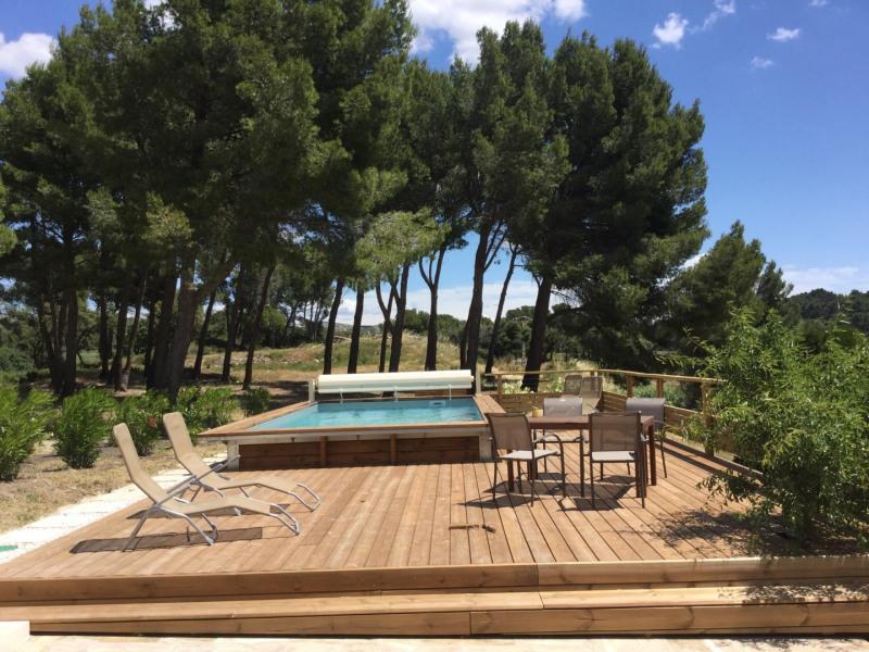 Location vacances Maussane-les-Alpilles -  Maison - 8 personnes - Jardin - Photo N° 1