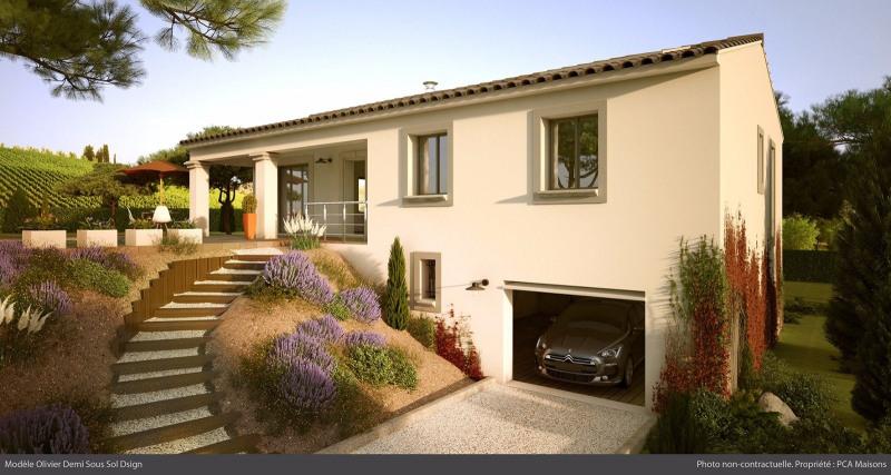 Maison  5 pièces + Terrain 900 m² Le Revest les Eaux par PCA MAISONS - OLLIOULES