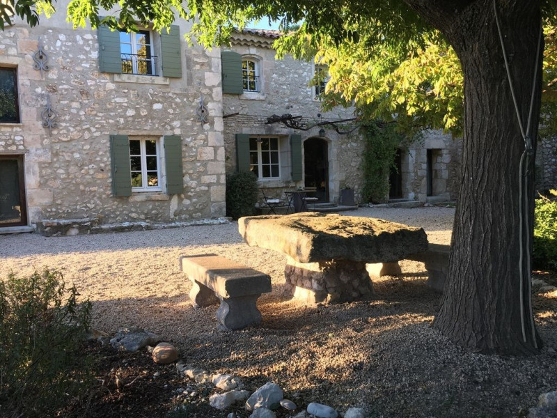 Location vacances Plan-d'Orgon -  Maison - 10 personnes - Barbecue - Photo N° 1